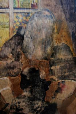 El personaje de Rembrandt